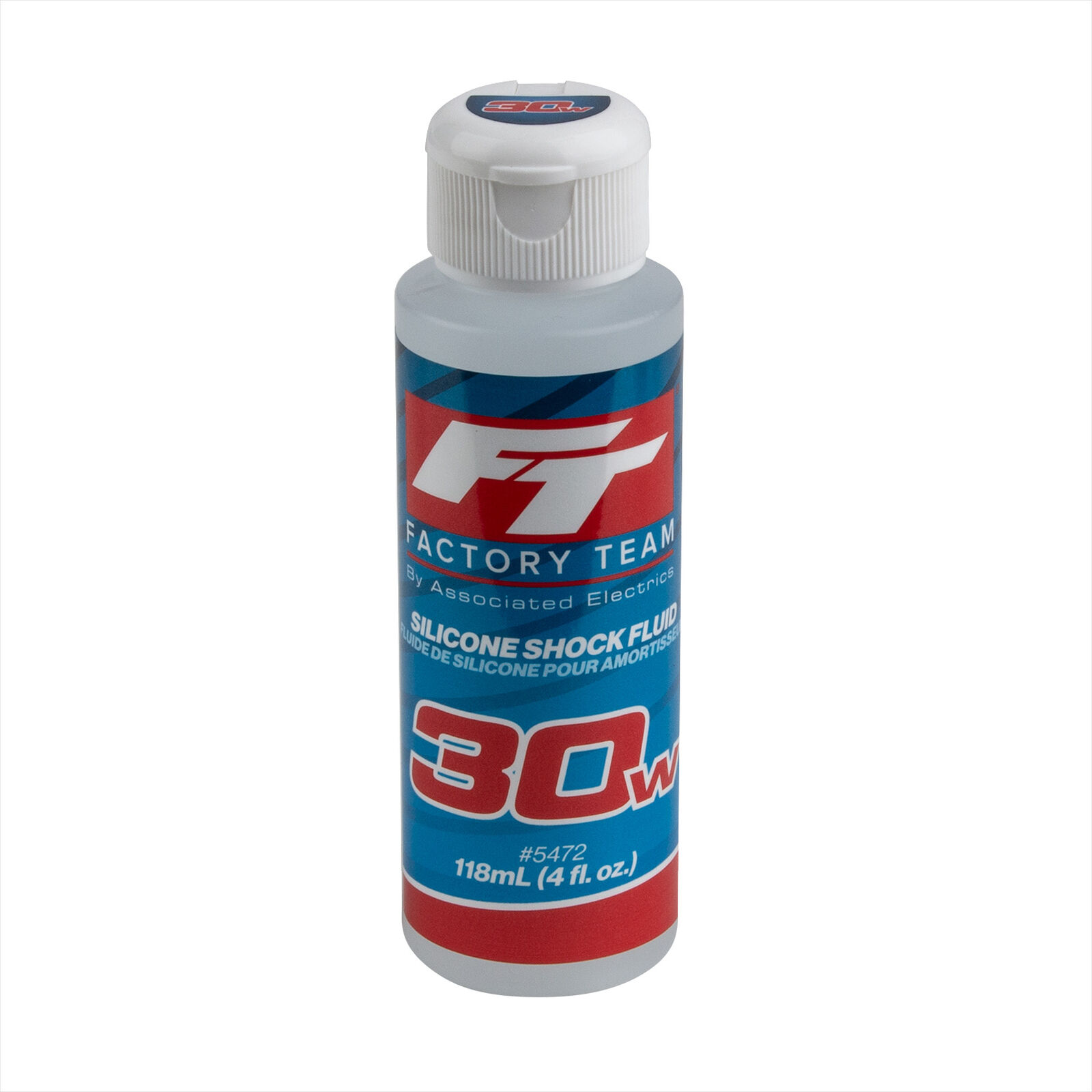 FT Silicone Shock Fluid, 30wt (350 cSt)