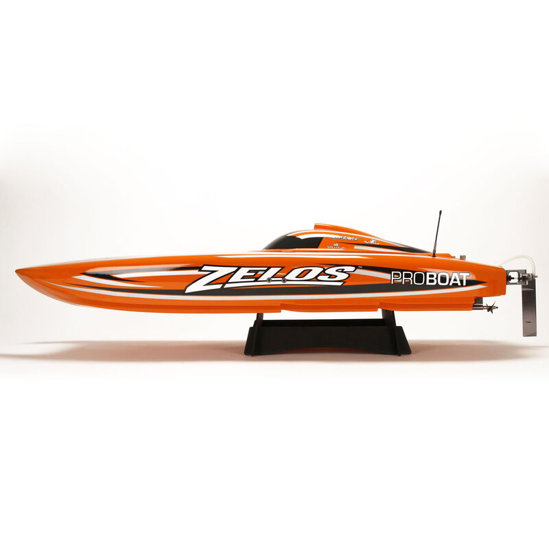 "Zelos 48"" Brushless Catamaran RTR"