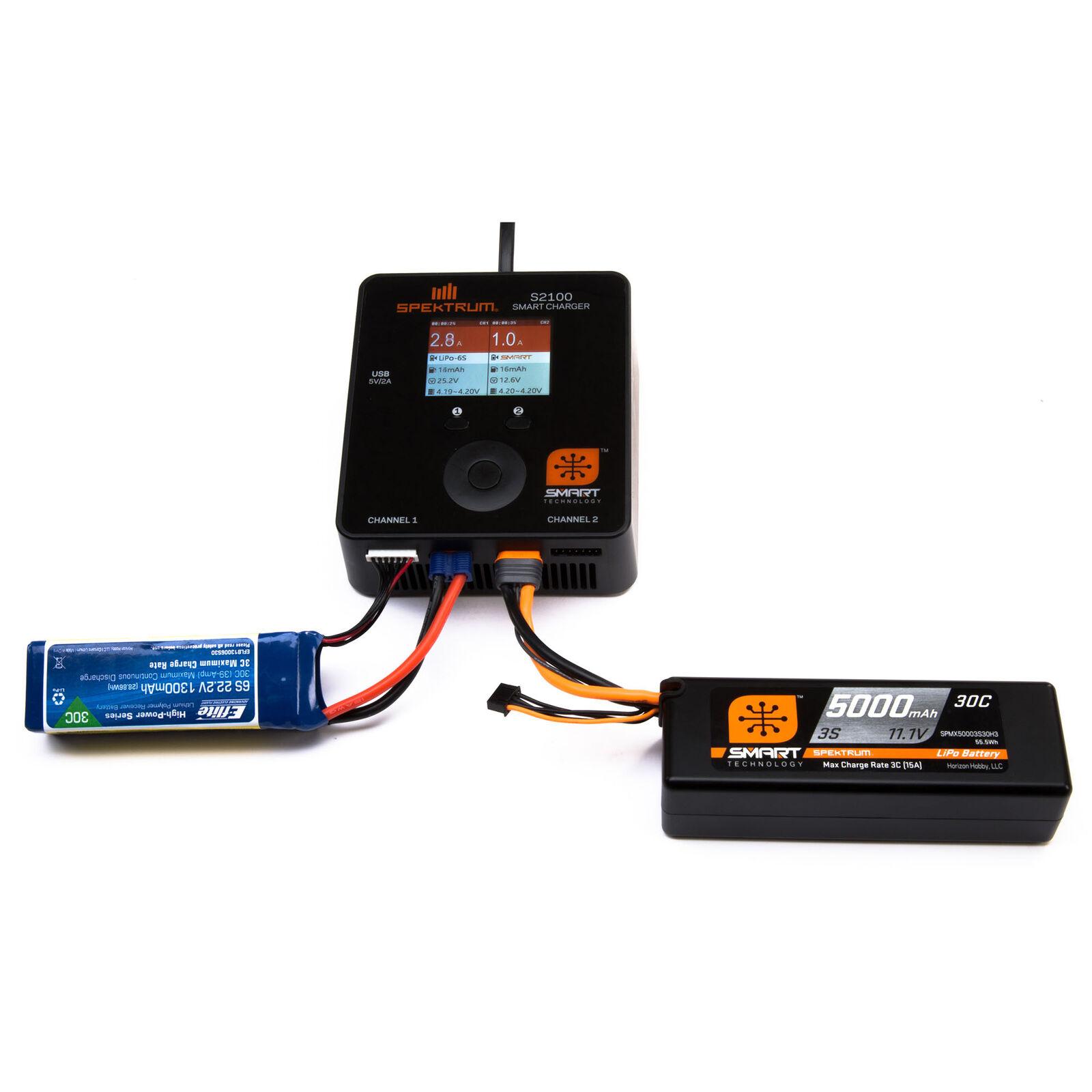 22.2V 3200mAh 6S 30C Smart LiPo Battery: IC5
