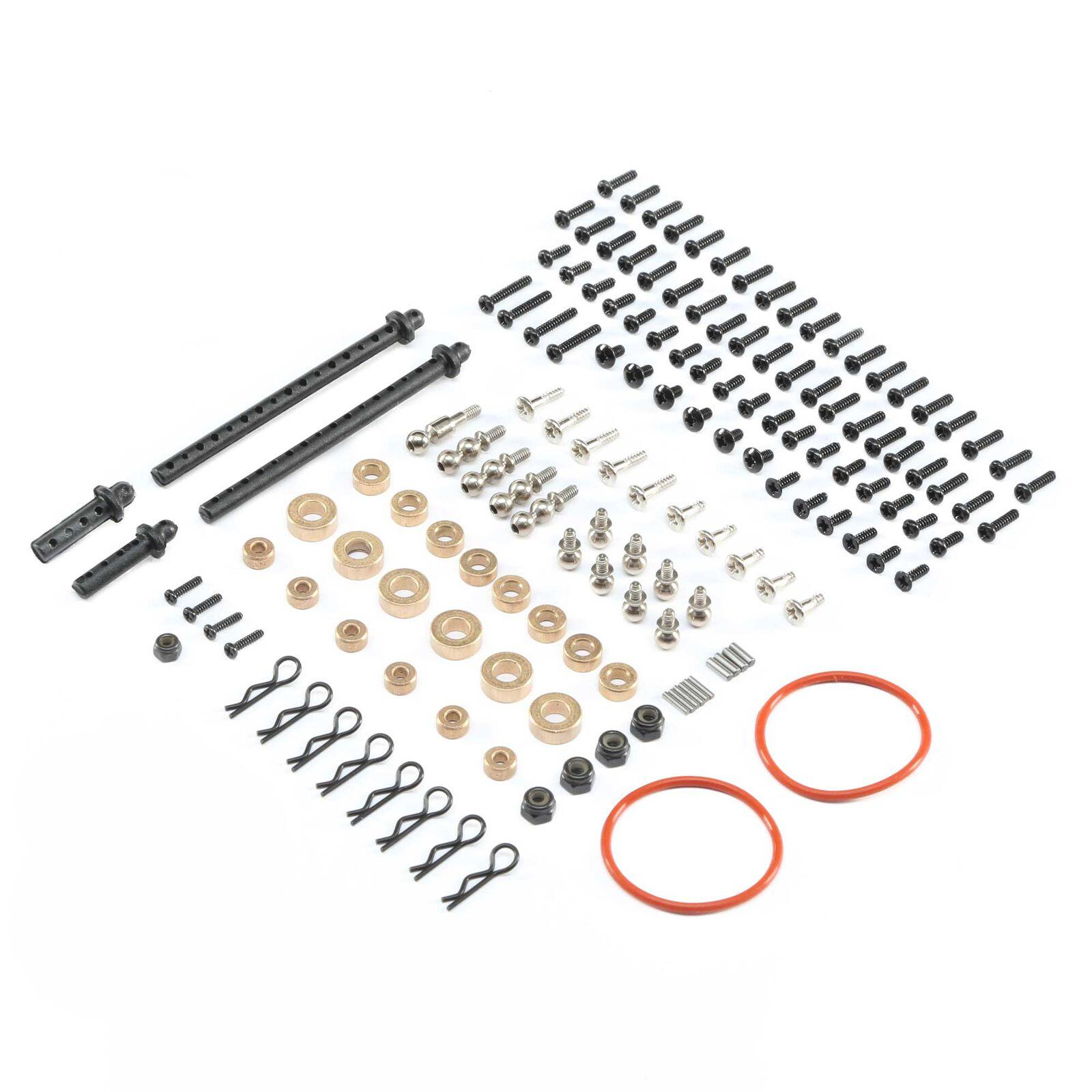 Complete Hardware Set: 1/24 Barrage