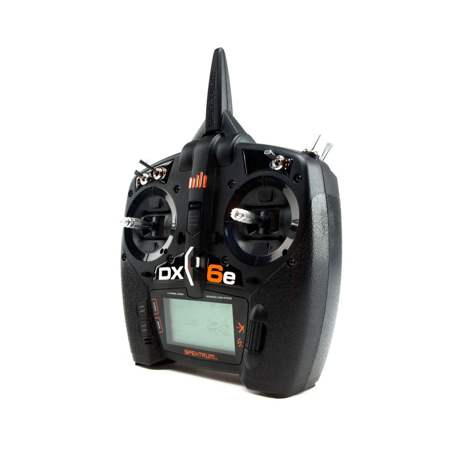 DX6e 6-Channel DSMX Transmitter with AR620