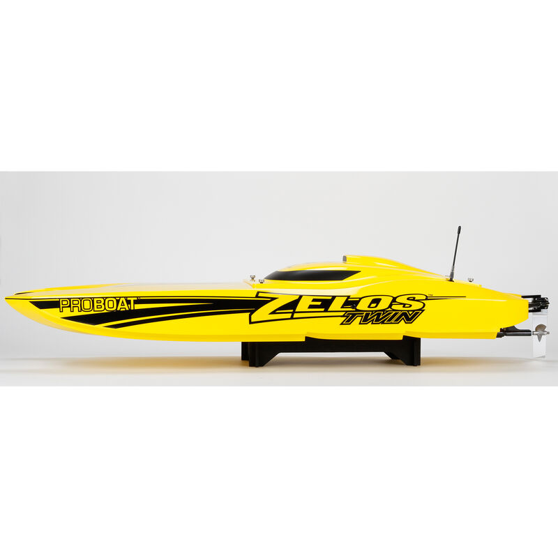 "Zelos 36"" Twin Brushless Catamaran RTR"