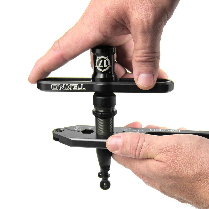 17mm Wheel Wrench, Shock Cap Tool