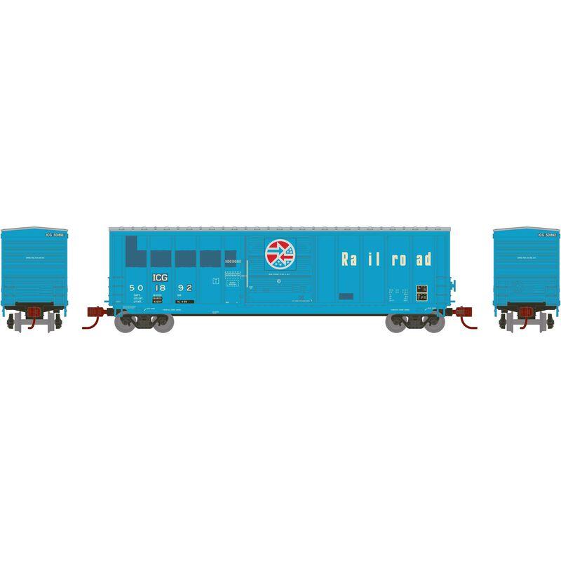 N 50' PS 5277 Box ICG #501892