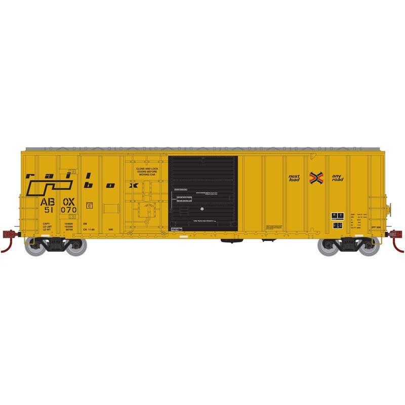 N 50' FMC Ex-Post Combo Door Box RBOX Late #51070