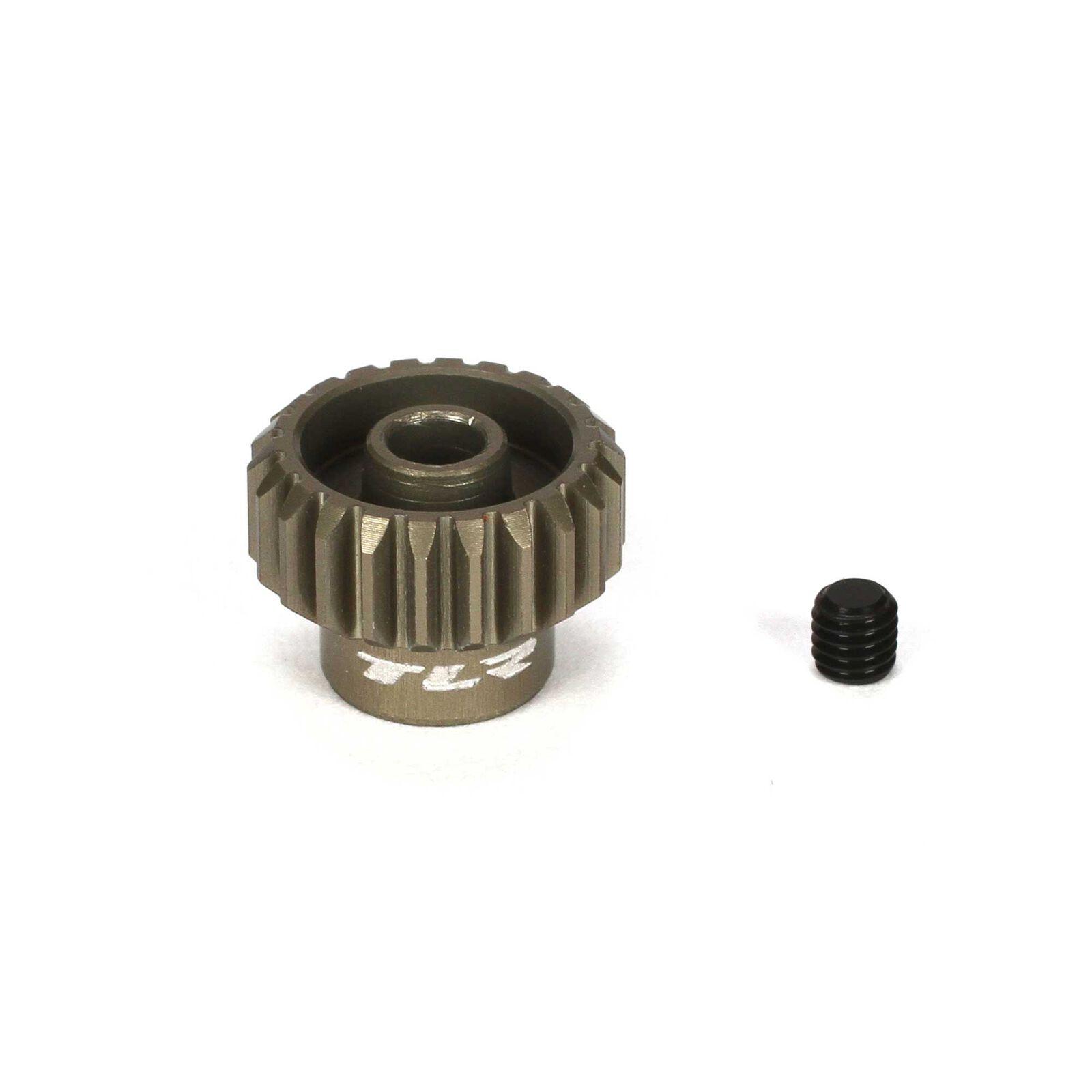 48P Aluminum Pinion Gear, 22T