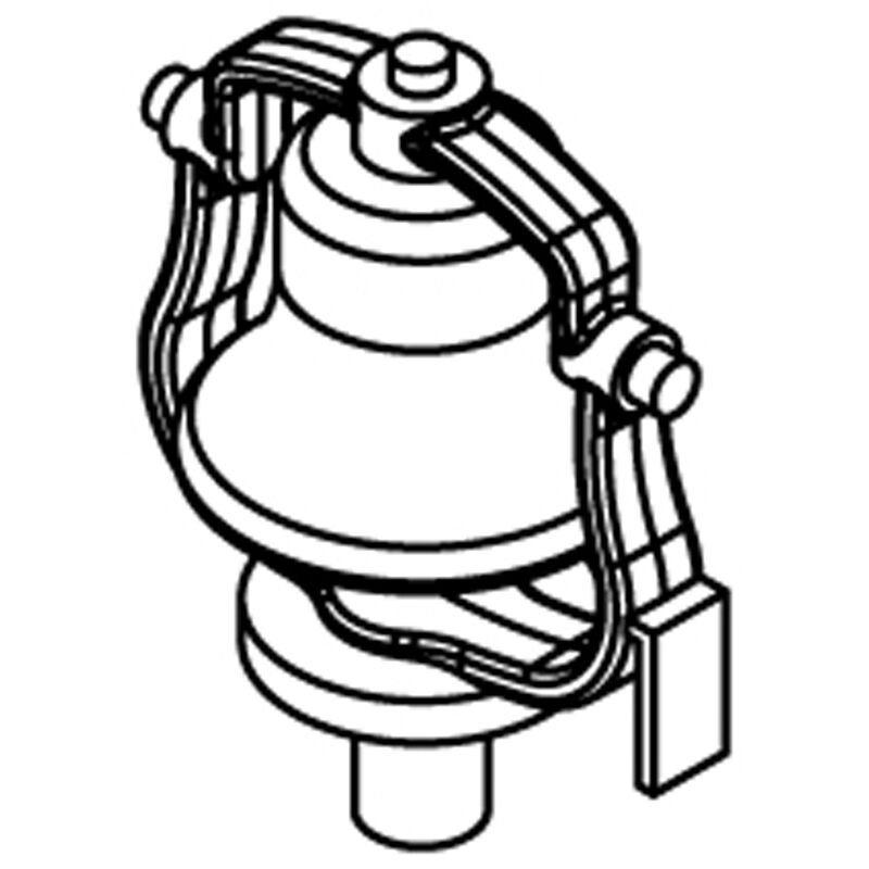 HO Bell with Bracket (3)