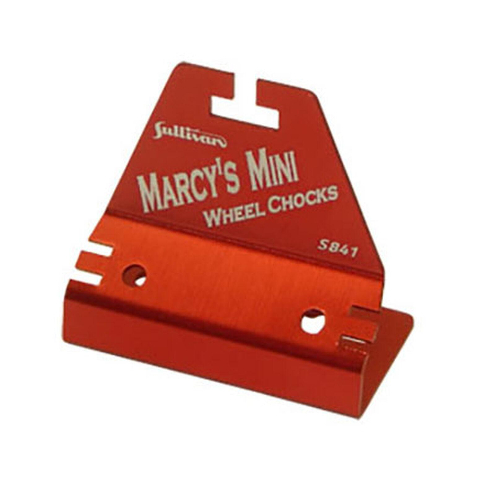 Marcy's Mini Wheel Chocks