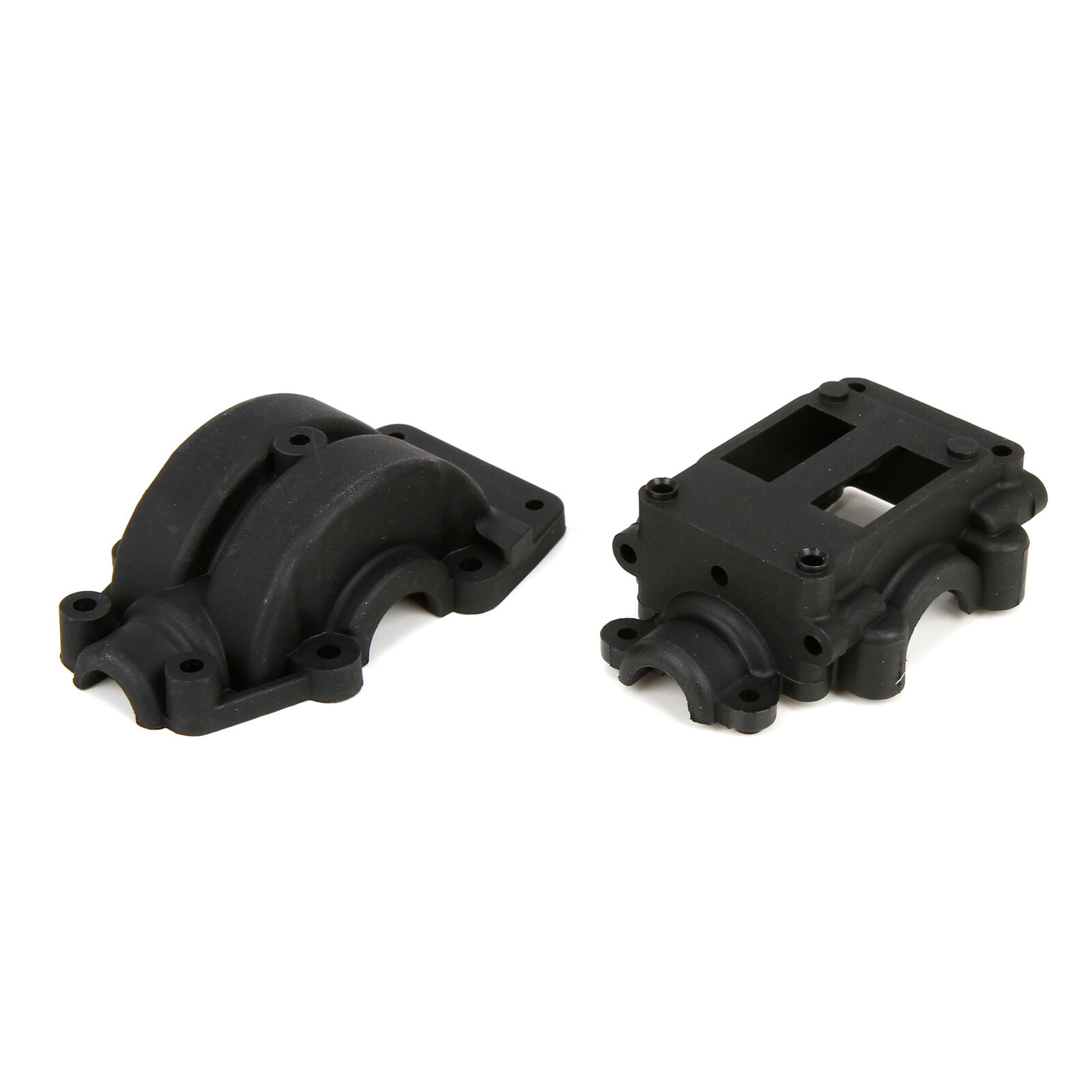 Front/Rear Differential Gearbox Set: 1/10 4WD All