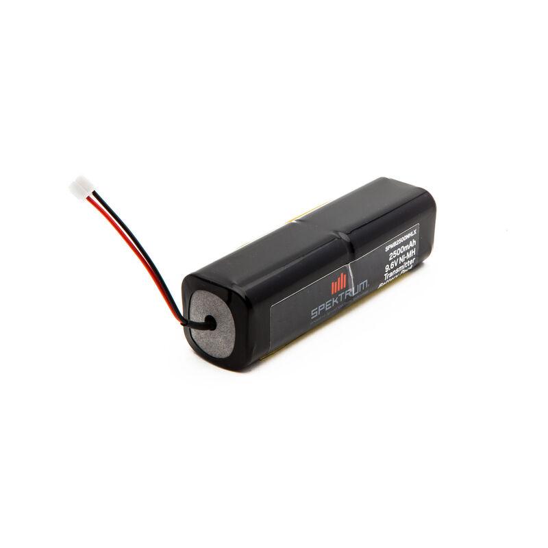 9.6V 2500mAh NiMH Transmitter Pack