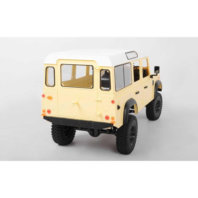 1/10 Gelande II LWB 4WD Truck Brushed RTR, D110 Body