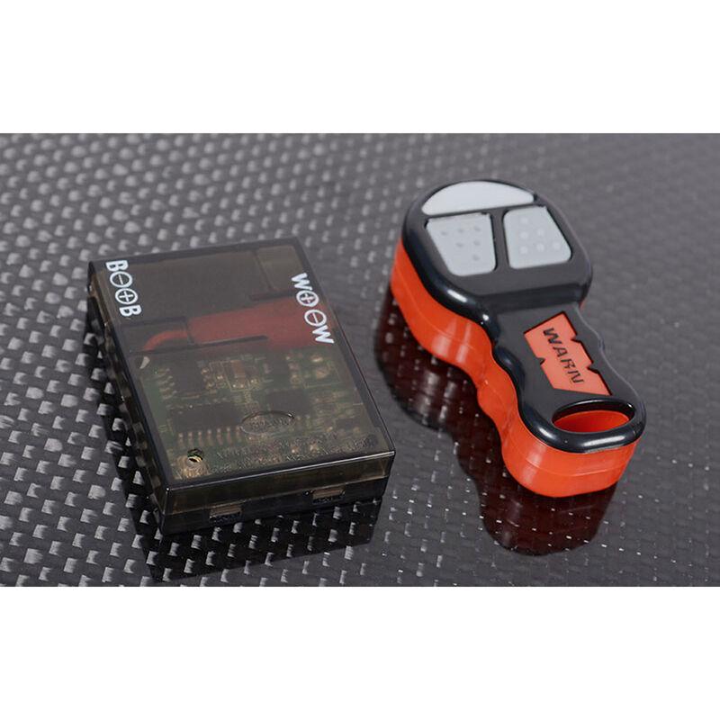 Warn Wireless Remote/Receiver Winch Controller Set