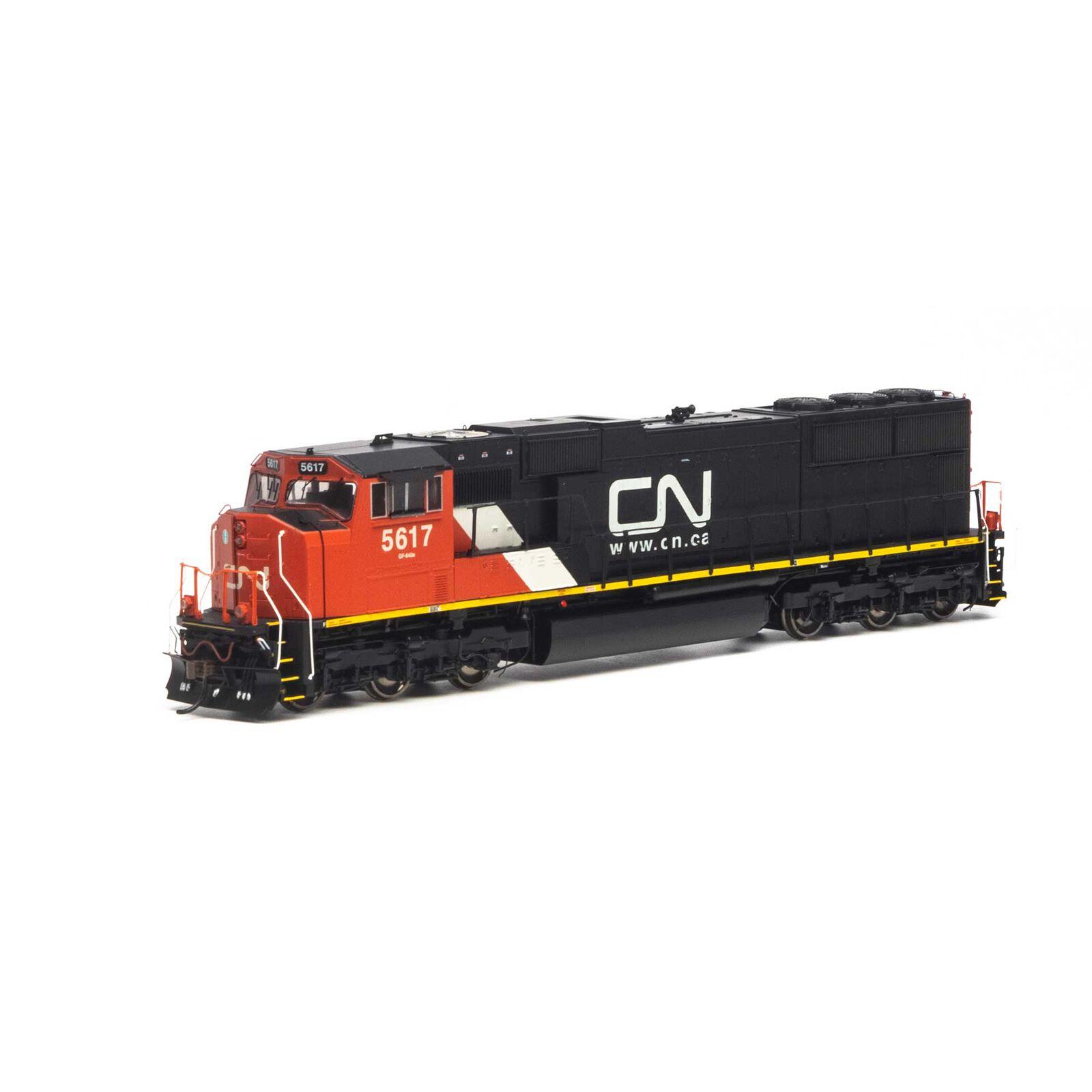 HO SD70I with DCC & Sound CN #5617