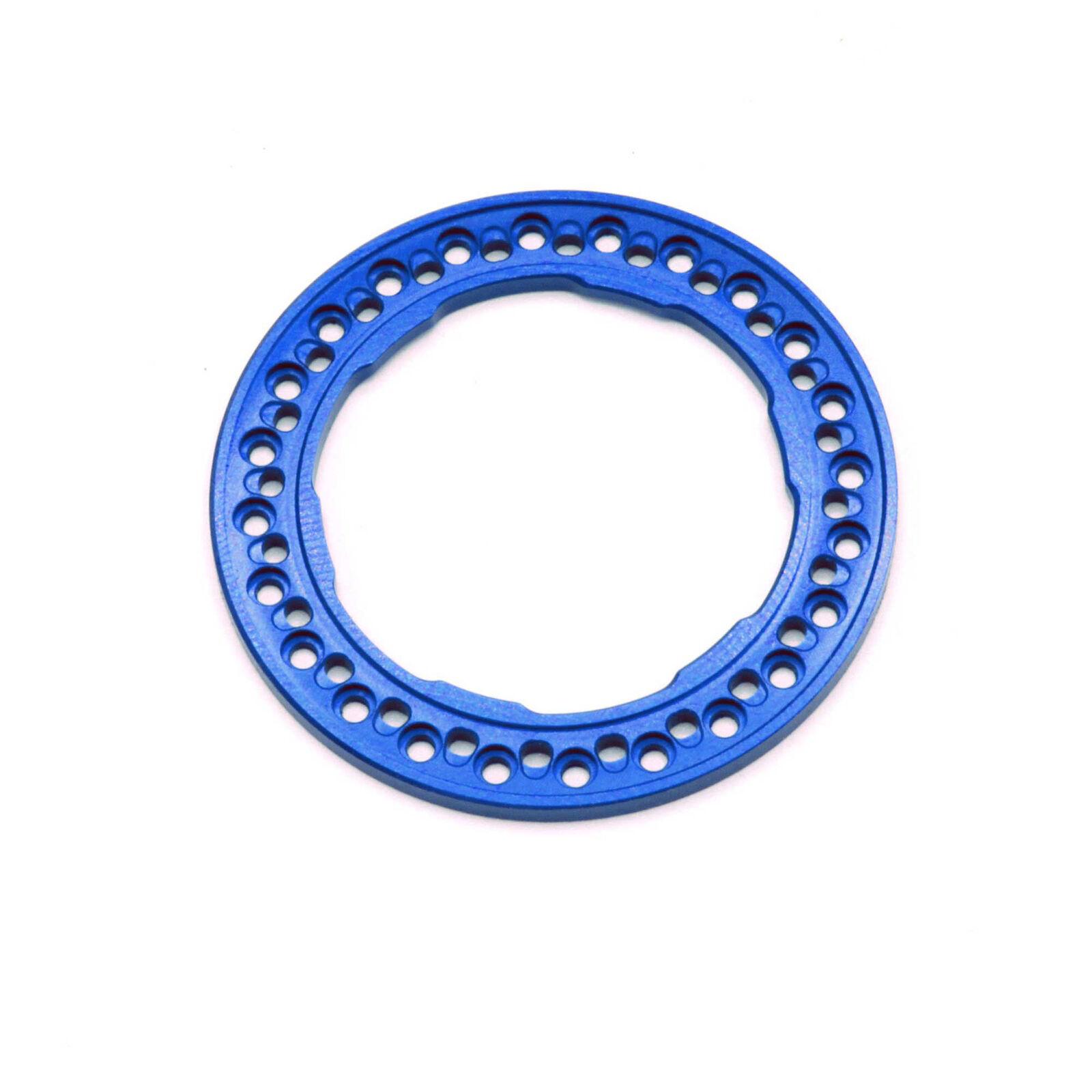 1.9 Dredger Beadlock Blue Anodized