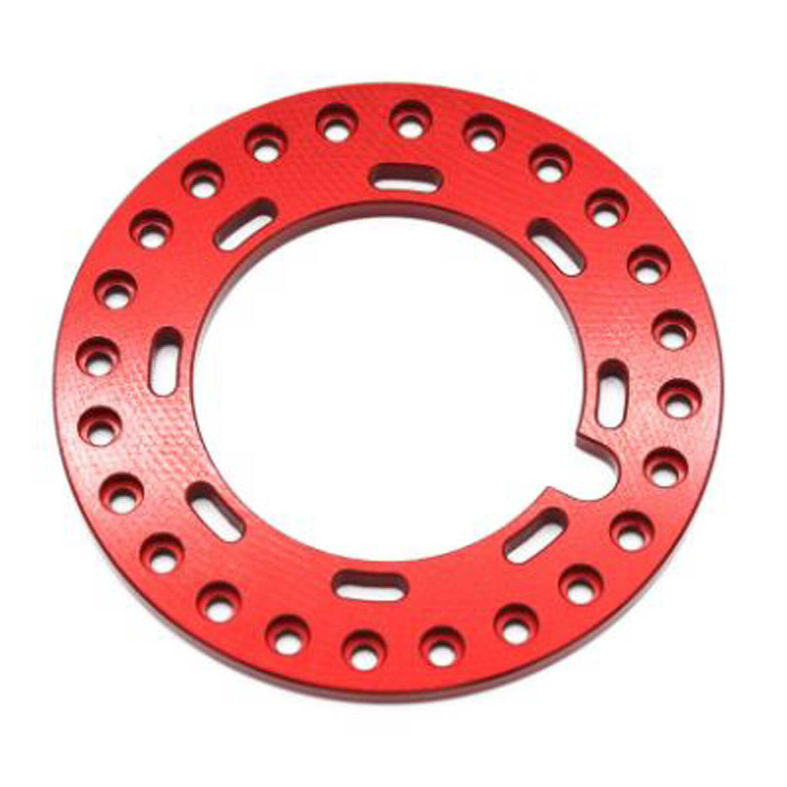 1.9 IBTR Beadlock Red Anodized