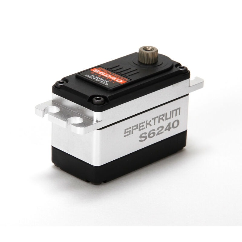 S6240 Standard Digital High Speed Waterproof Metal Gear Surface Servo