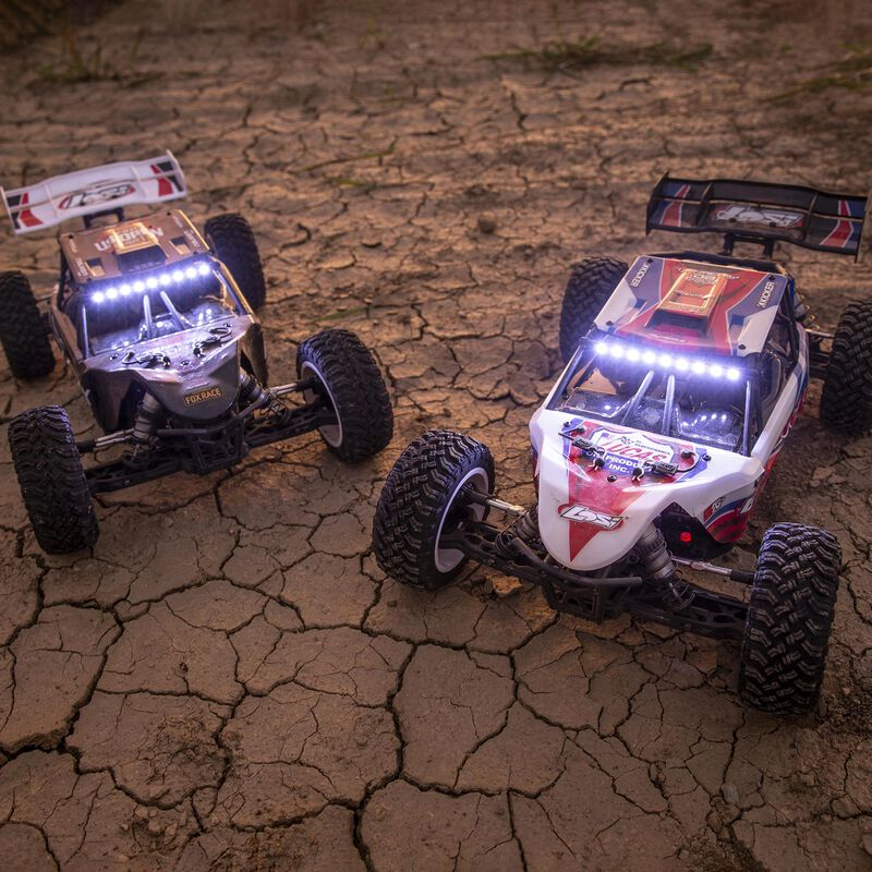 1/10 Tenacity DB Pro 4WD Desert Buggy Brushless RTR with Smart, Lucas Oil