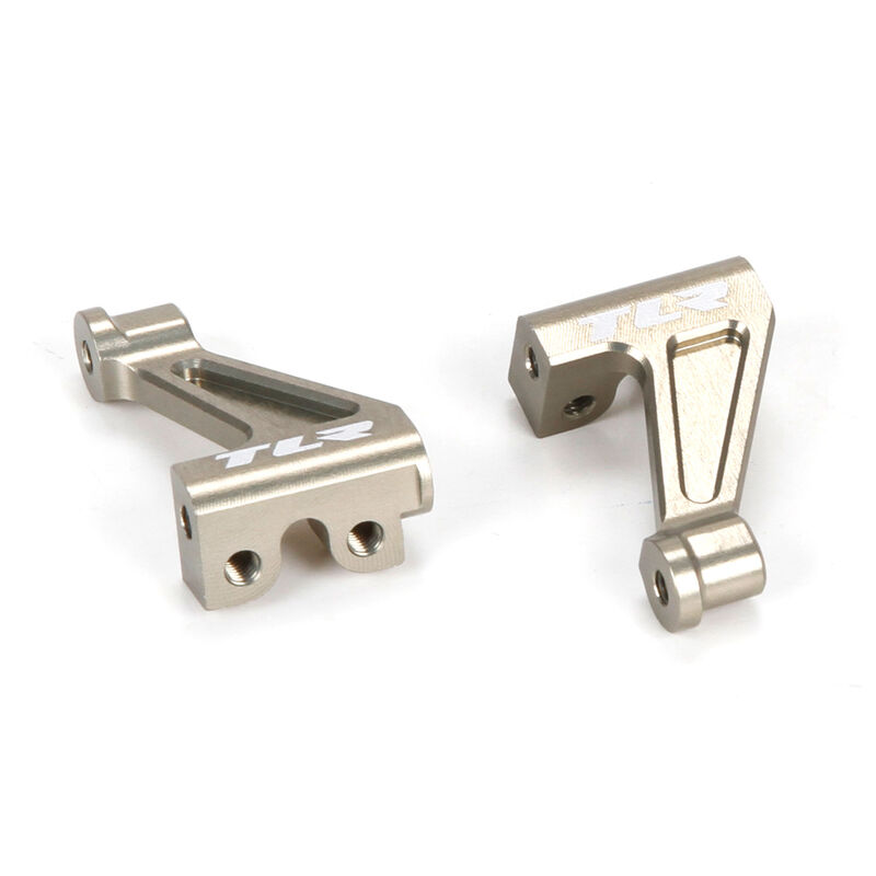 Servo Mount, Chassis Brace, Aluminum: 22 3.0