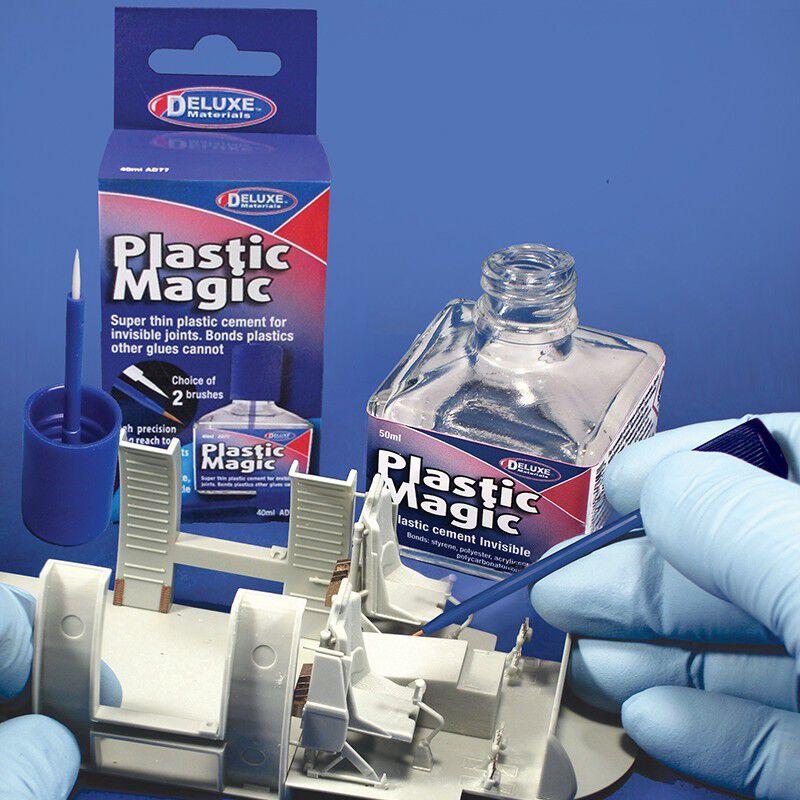 Plastic Magic Adhesive 40 ML