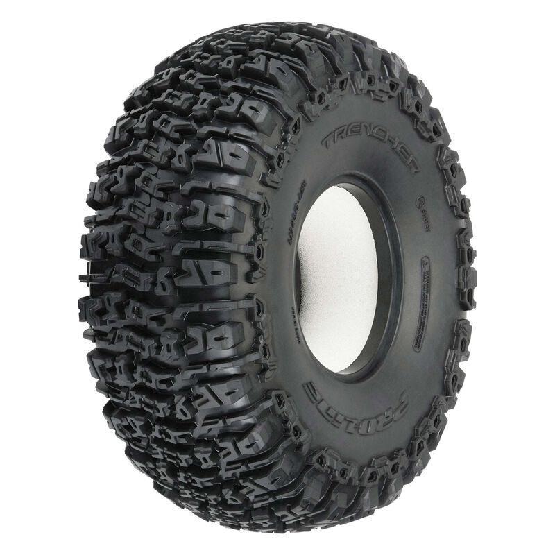 """Trencher 2.2"""" Predator Front/Rear Tires (2)"""