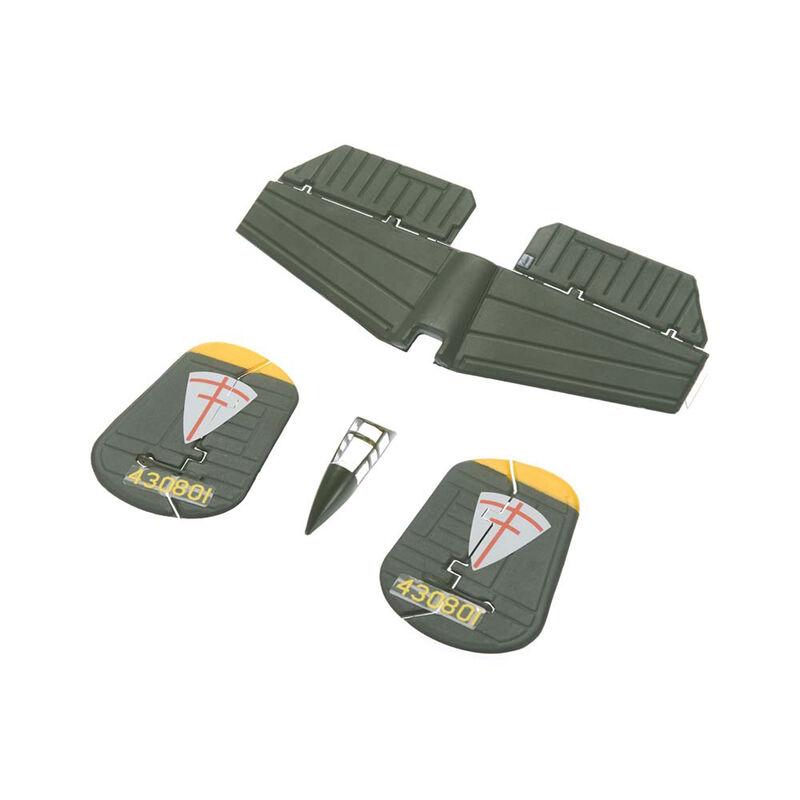 Tail Surface Parts Set: Micro B-25