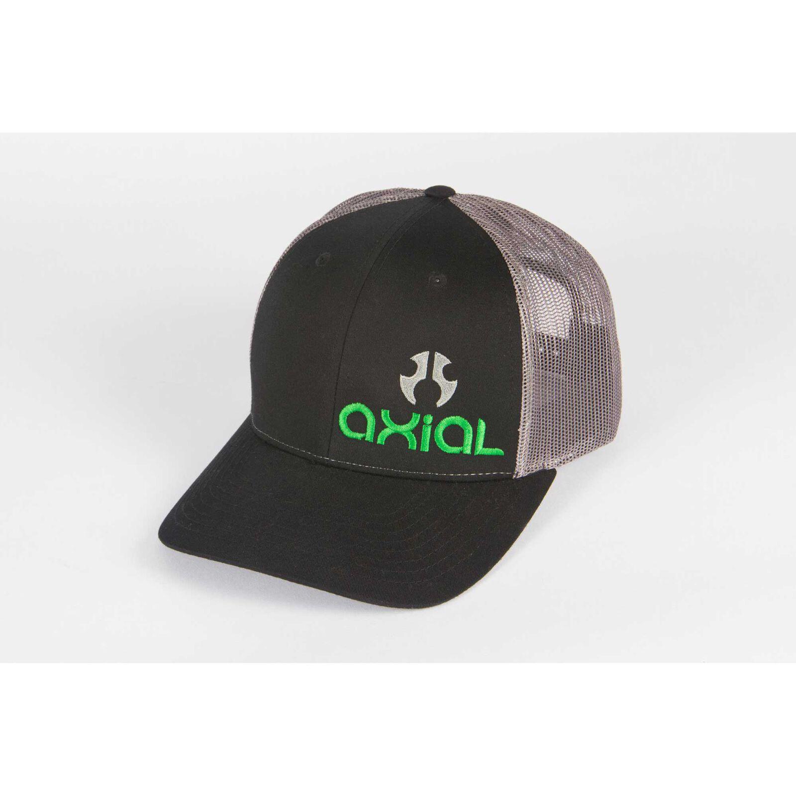 Trucker Hat/Cap, Charcoal Black