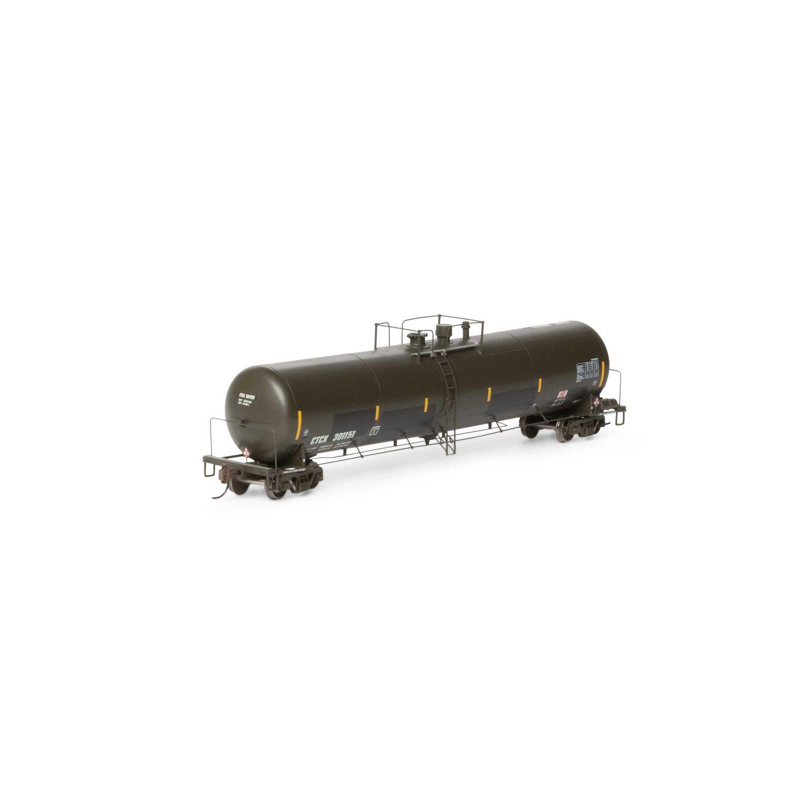 HO RTR 30 000 Gallon Ethanol Tank CTCX #301151