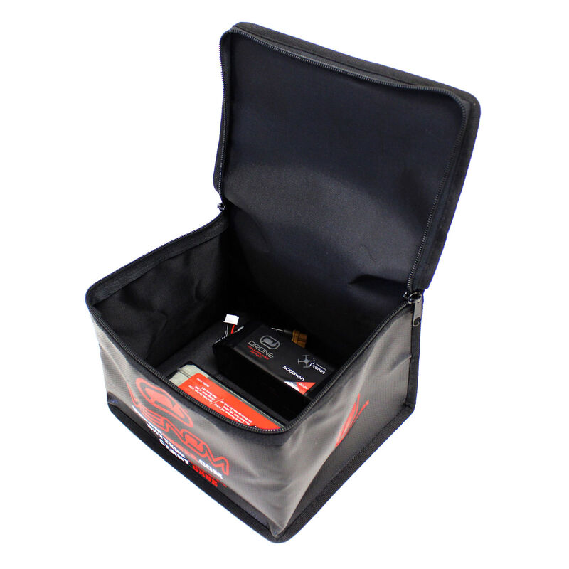 Fire Resistant Carry LiPo Bag