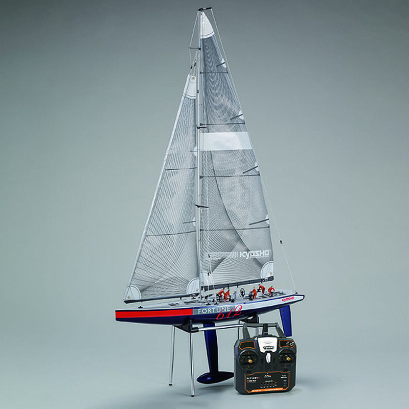 Fortune 612 III KT-431S Sailboat RTR, 24""