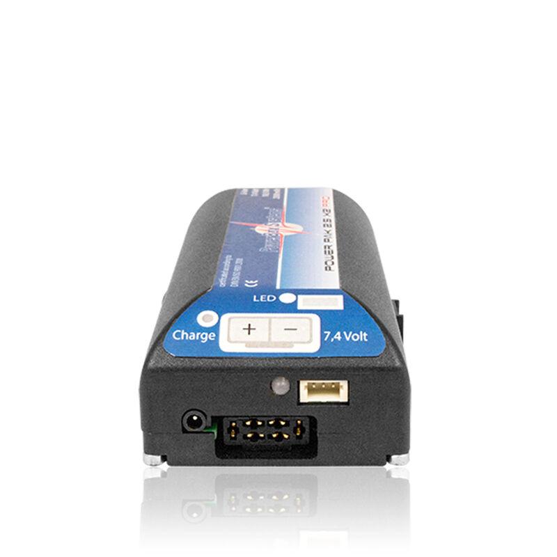PowerPak 2.5X2 2500mAh PRO Li-Ion Receiver Battery and Mount