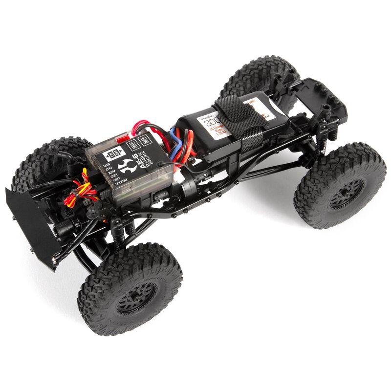 Upgrades Parts Accessories LCX Racing 1//24th RC Crawler Car CNC Machined Aluminum Y Link Linkage for Axial SCX24 Deadbolt AXI90081T1 AXI90081T2