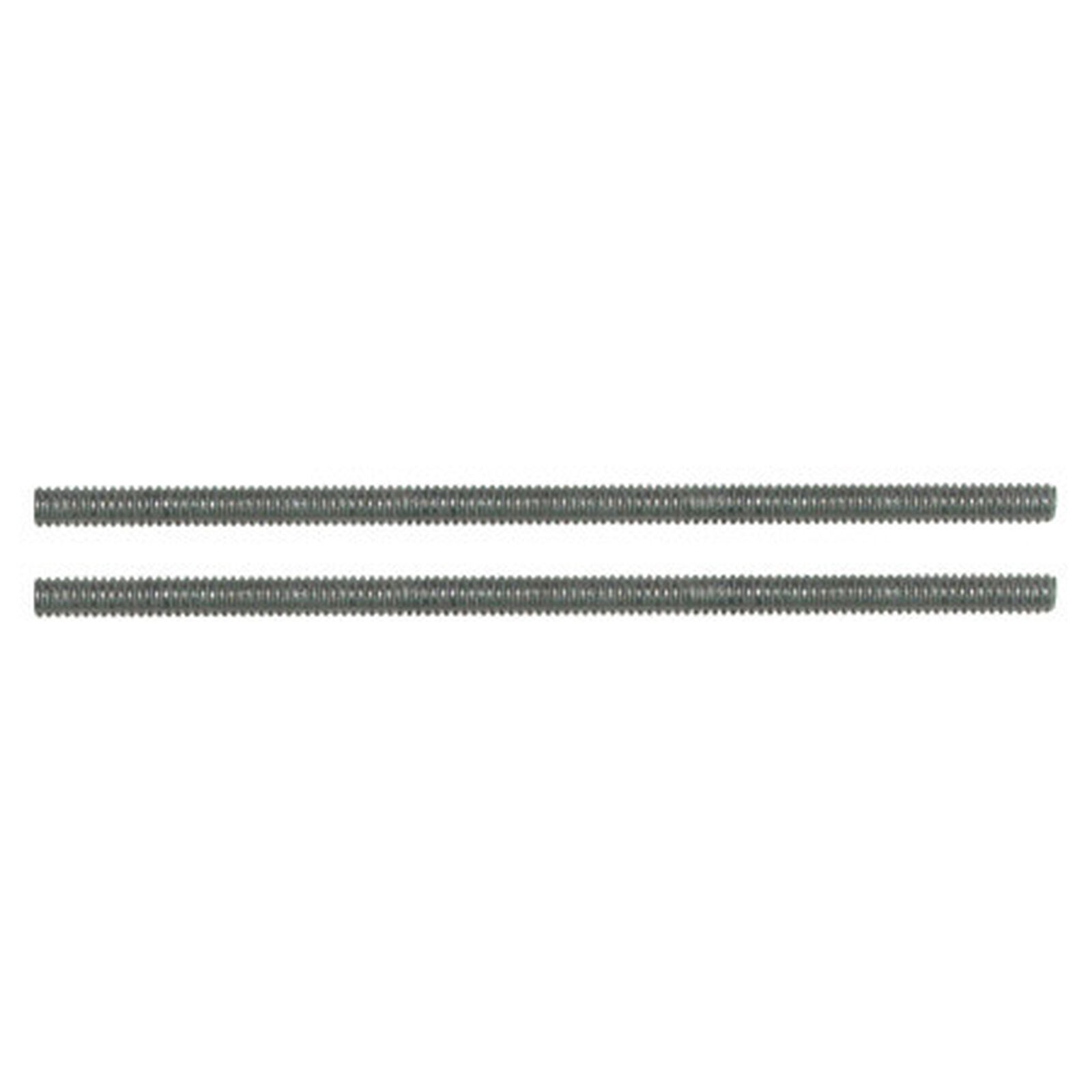 """4-40 All Threaded Rods,12""""(2)"""