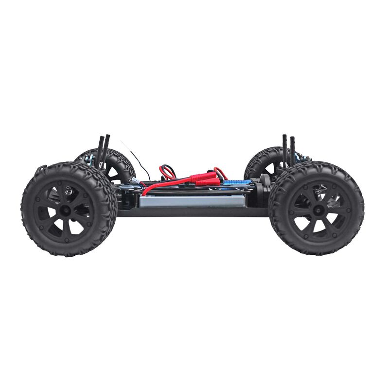 1/10 Blackout XTE Pro 4WD Monster Truck Brushless RTR, Silver
