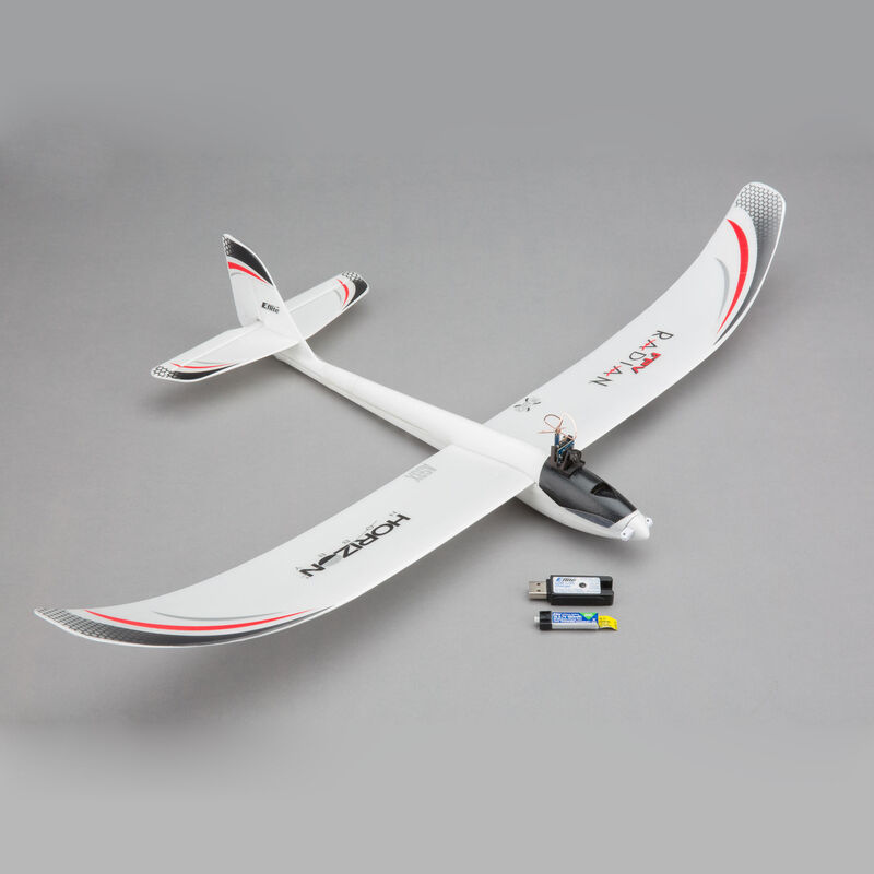 UMX FPV Radian BNF AS3X without Headset