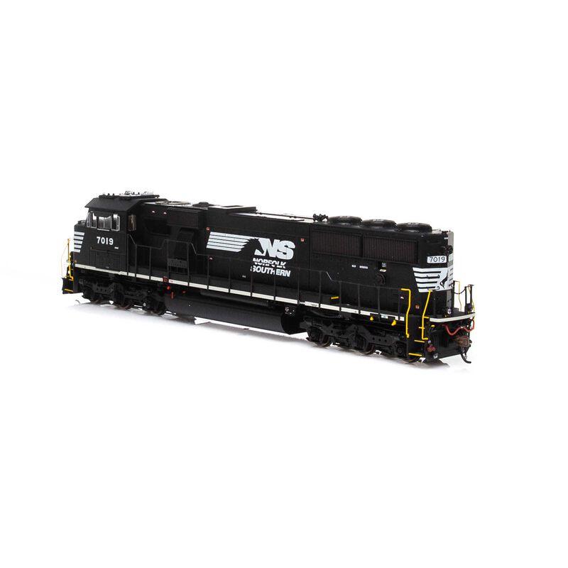 HO SD60E NS #7019