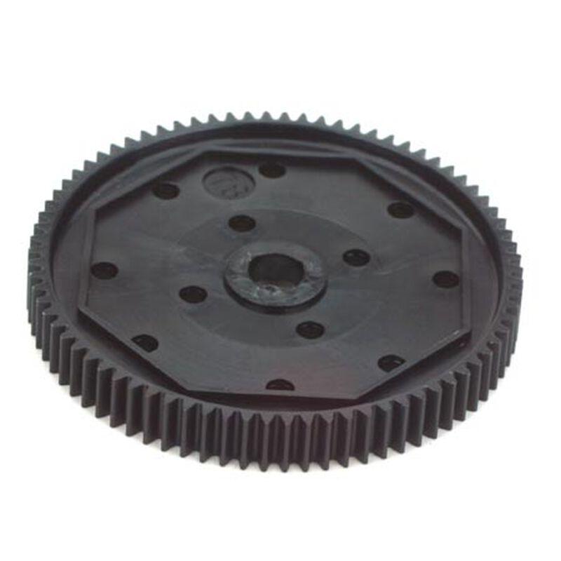 Spur Gear, 78T, 48P: B4/T4