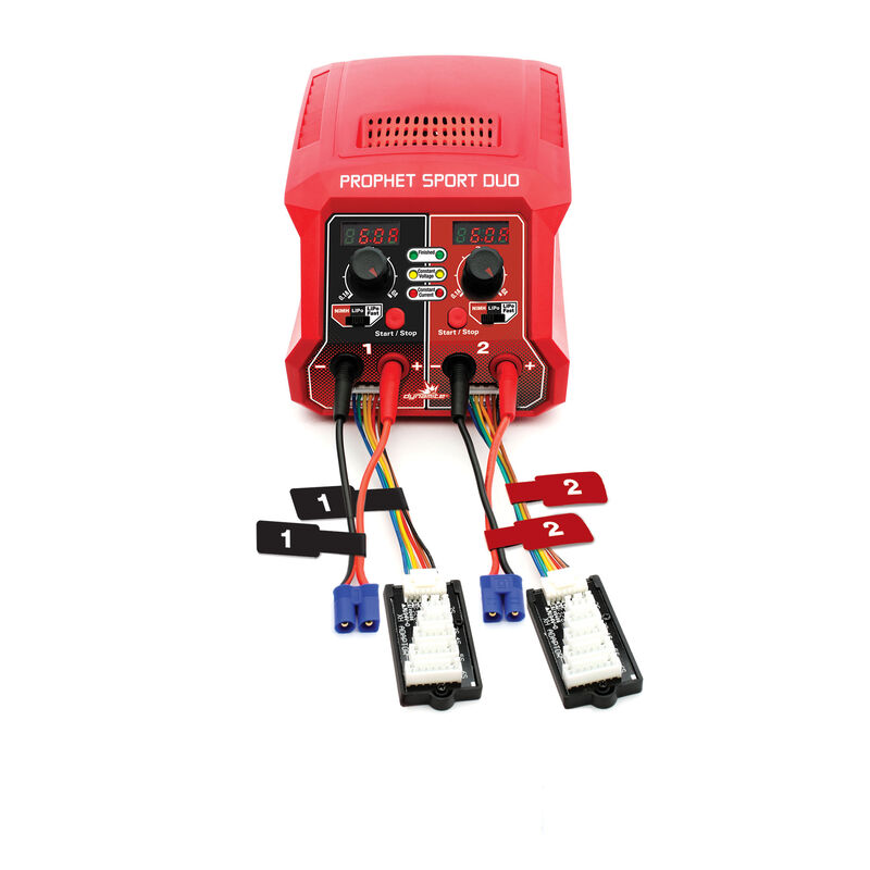 Prophet Sport Duo 50W x 2 AC Battery Charger US