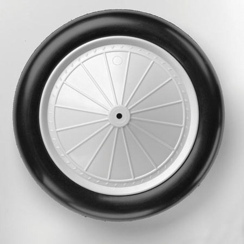 "1/4 Scale Vintage Wheels, 7"" (2)"