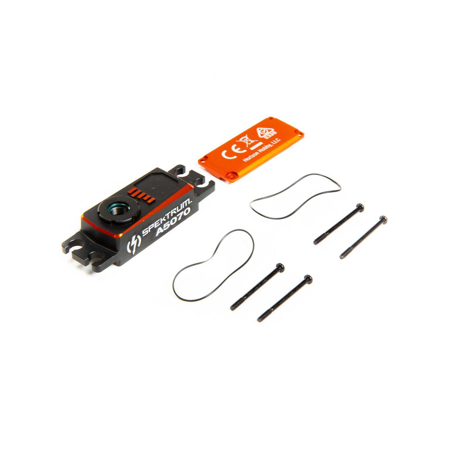 Case Set: A5070 Mini Servo