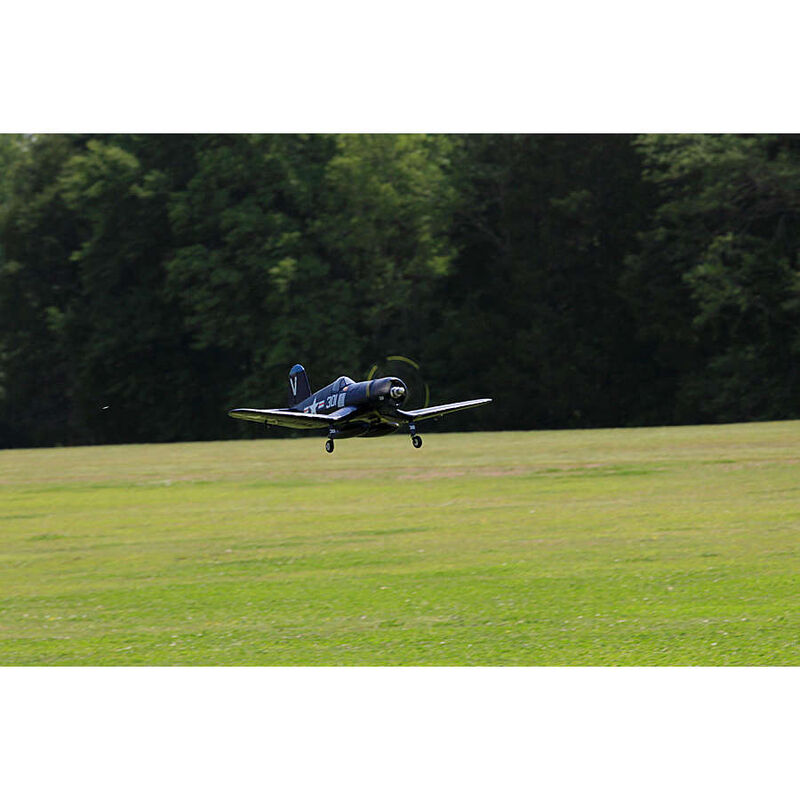 F4U Corsair V2 Blue PNP, 800mm