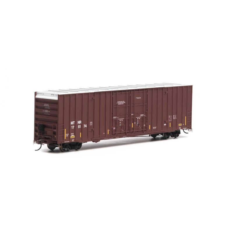 HO RTR 60' Gunderson Box M&T #175174