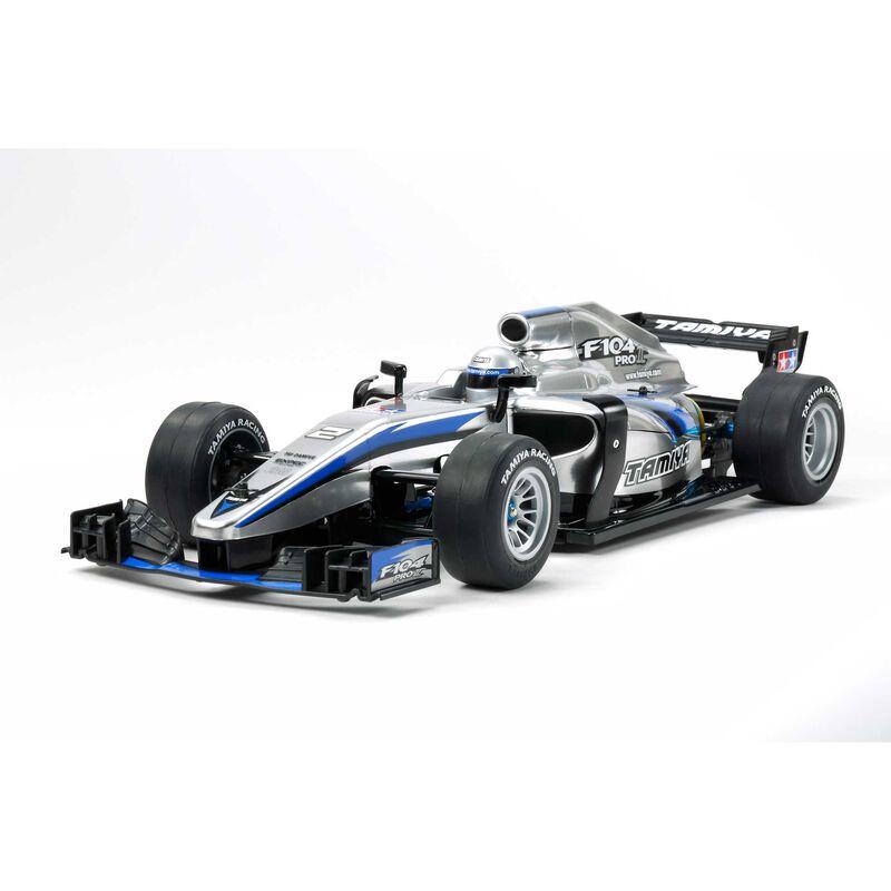 1/10 F104 PRO II 2WD On Road Kit