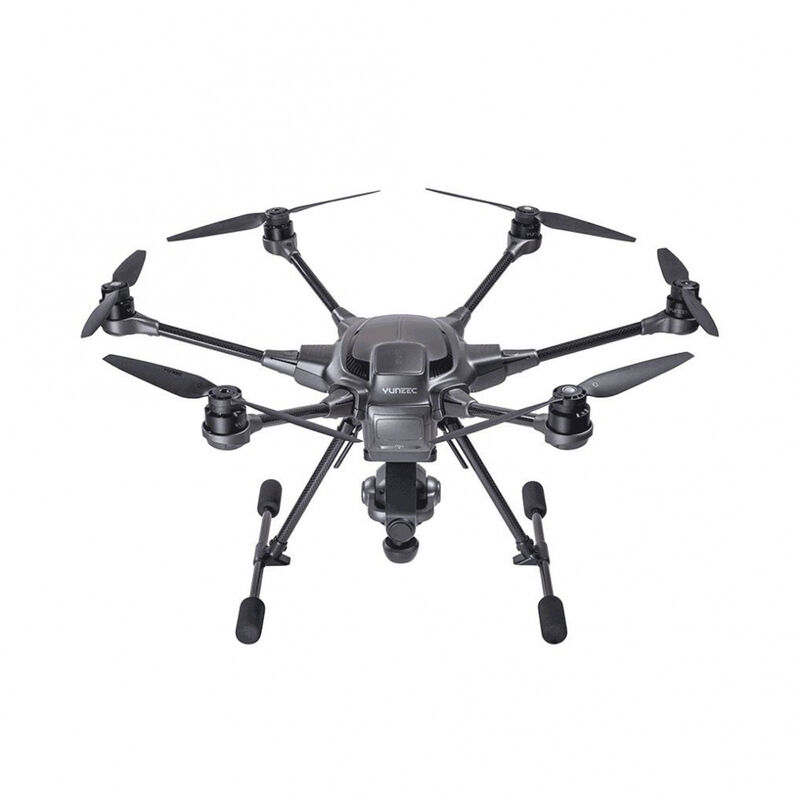 Typhoon H+ with Backpack and RealSense Canada