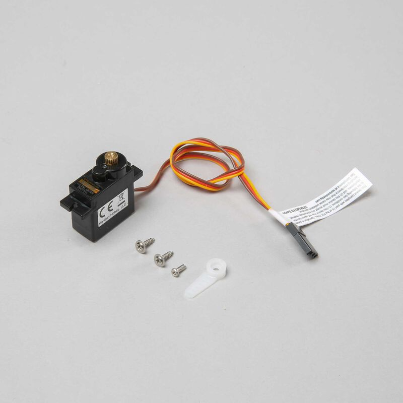 A370 Digital 9g Metal Gear Aircraft Servo