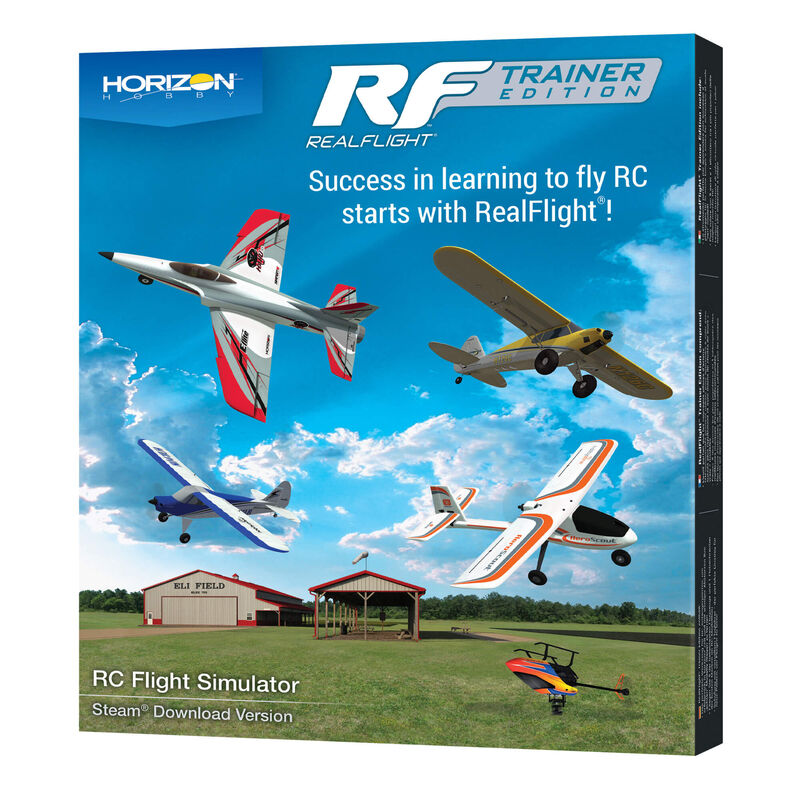 RealFlight Trainer Edition for Steam Download Only
