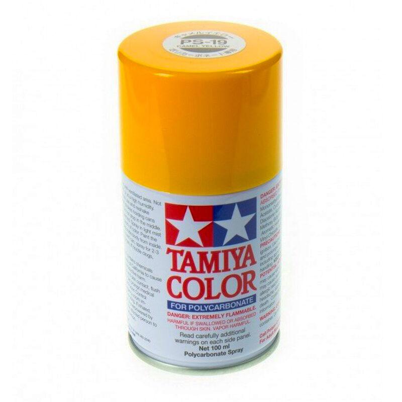 Polycarbonate PS-19 Camel Yellow, Spray 100 ml