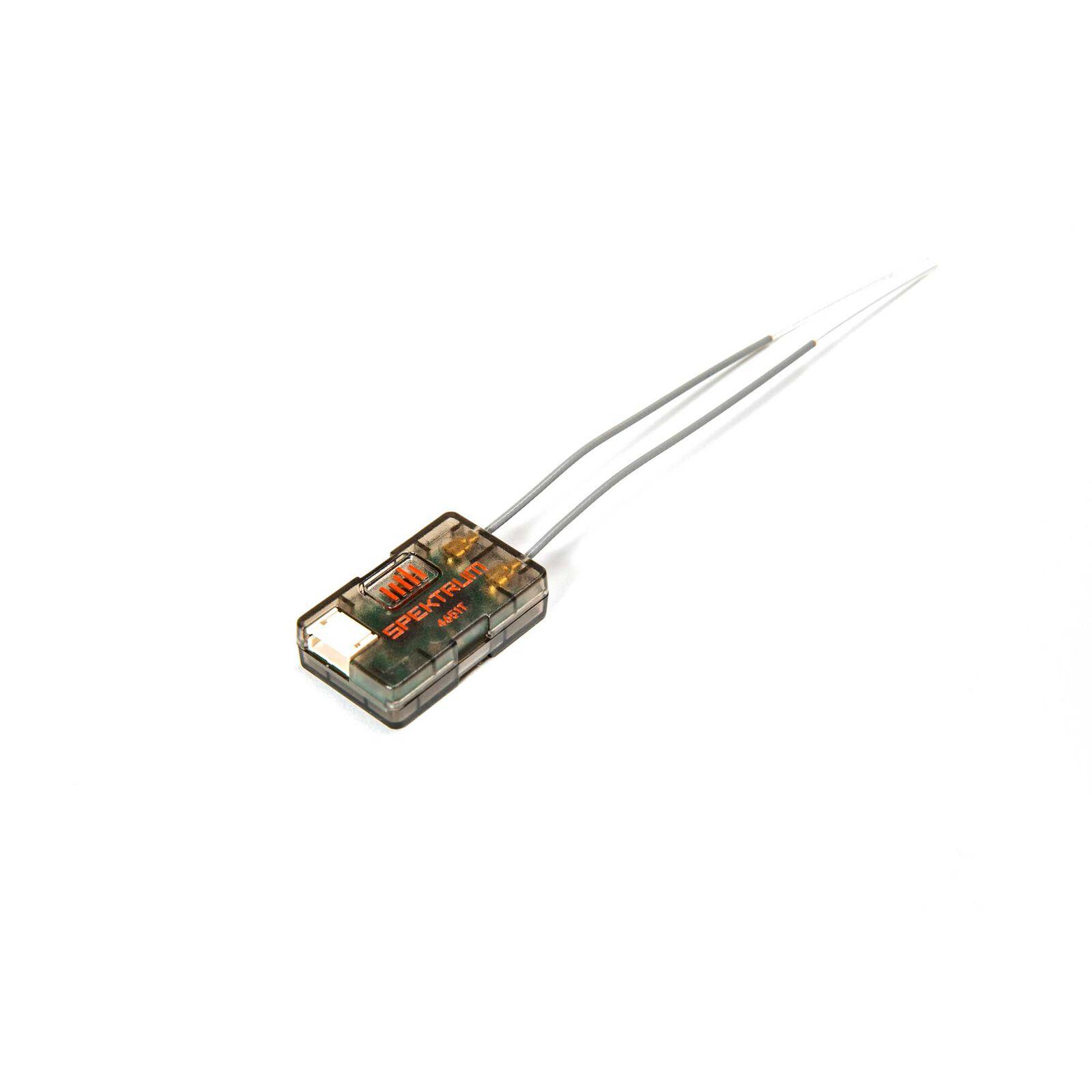 SRXL2 DSMX Remote Serial Telemetry Receiver