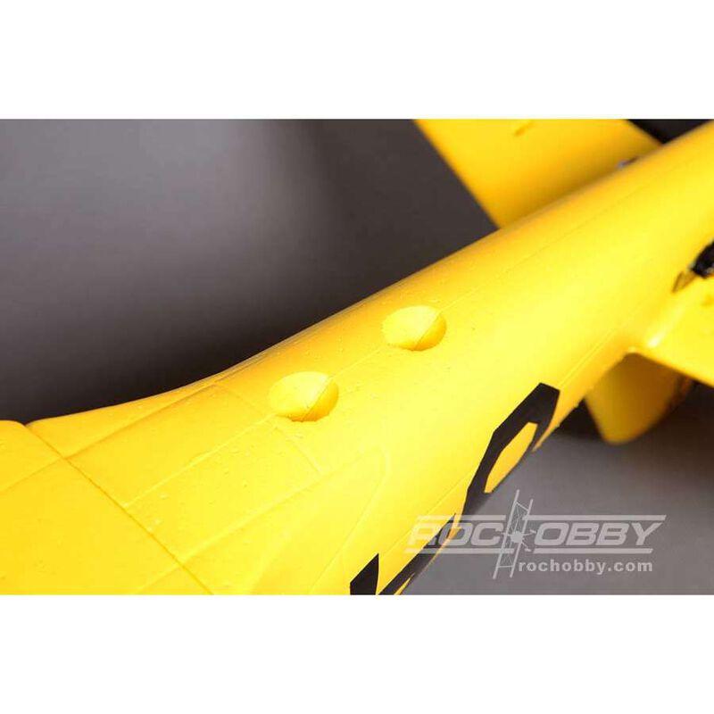 P-39 Cobra II Racer PNP, 980mm