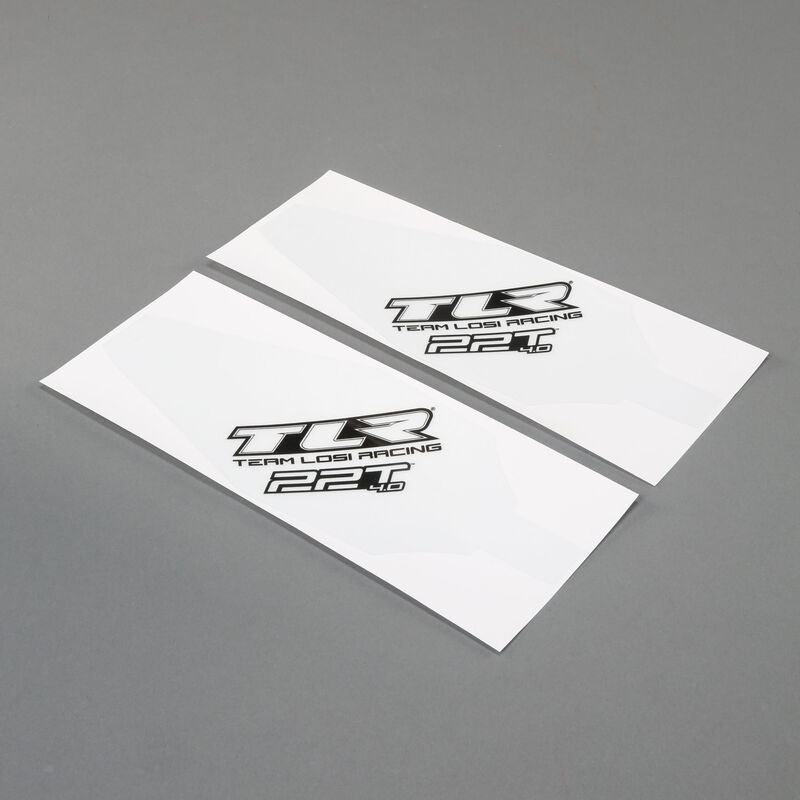 Team Losi Racing Chassis Protective Tape Precut 2 22t 4 0
