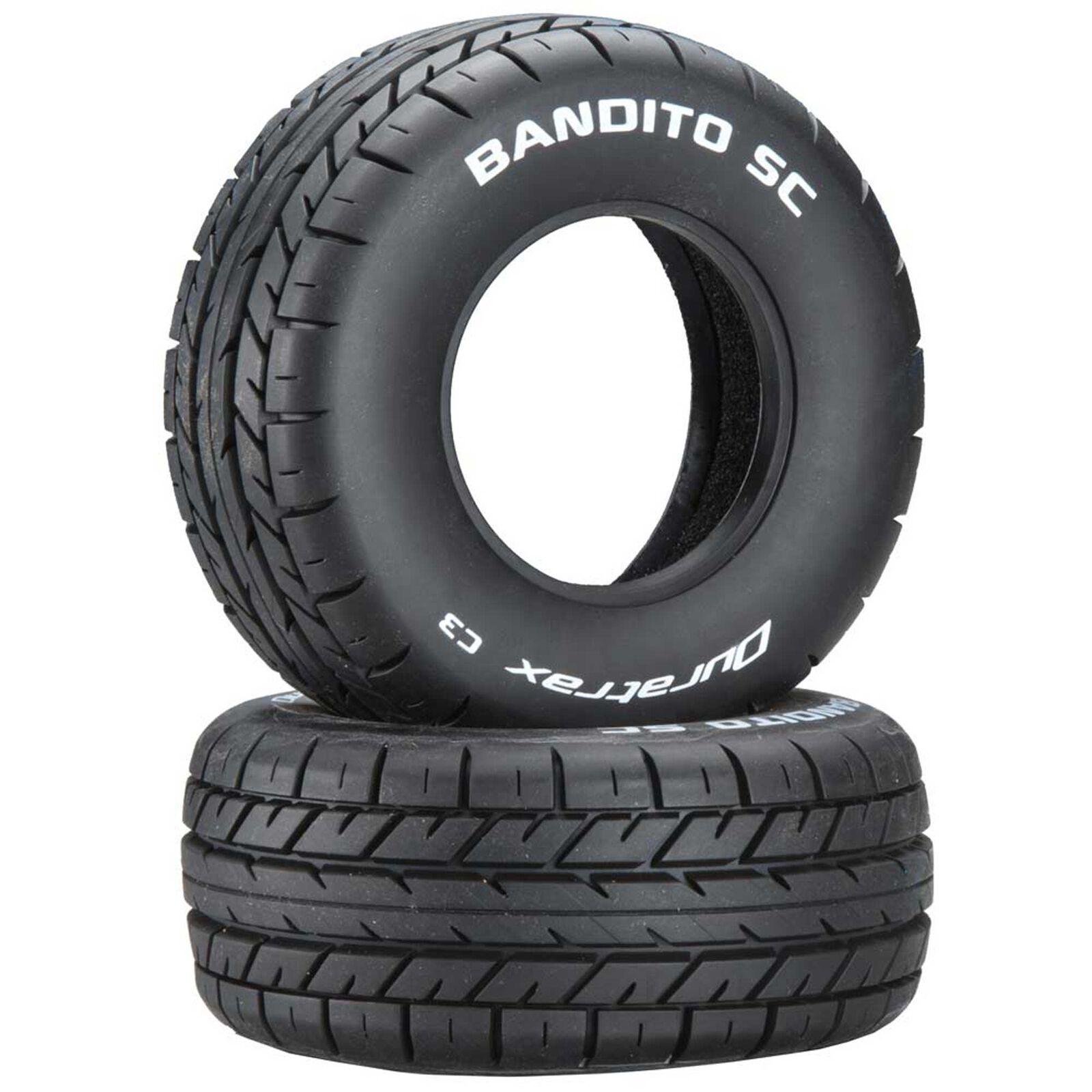 Bandito SC On-Road Tires C3 (2)
